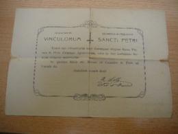 (17.10) Vinculorum-sancti Petri - Religion & Esotérisme