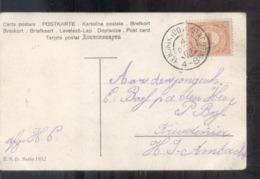 Grootrond Hendrik Ido Ambacht - 1907 - Postal History
