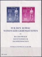 DDR 1955 Mi-Nr. Block 11 ** MNH - [6] Oost-Duitsland