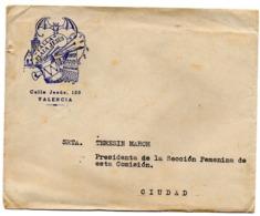Sobre  De 1956 Falla Plaza De Jesus Valencia. - 1931-Hoy: 2ª República - ... Juan Carlos I