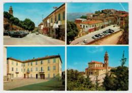 DIANO  D' ALBA  (CN)  ZONA  CLASSICA  DEL  DOLCETTO    PIAZZA  TRENTO E TRIESTE.....      (VIAGGIATA) - Altre Città
