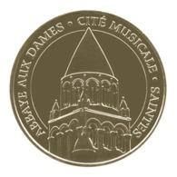 Monnaie De Paris , 2019 , Saintes , Abbaye Aux Dames , Cité Musicale - Monnaie De Paris