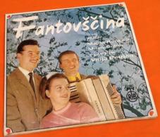Vinyle 33 Tours Fantovscina (1968) RTB LP 024 - Formats Spéciaux