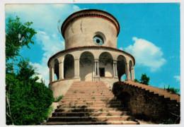 SANTUARIO  DI  CREA   MONFERRATO   CAPPELLA   PARADISO        (VIAGGIATA) - Altre Città