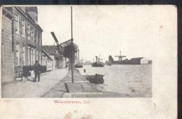 Wormerveer - Molen - 1898 - Wormerveer
