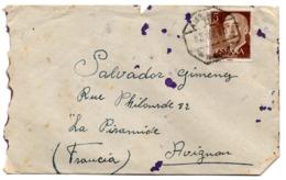 Sobre  De 1960 Con Matasellos Ambulante. - 1951-60 Storia Postale