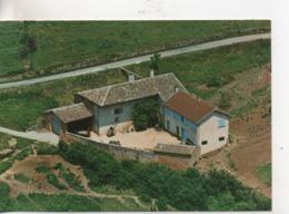 Cpa.38.St Vérand-Pierre Fontaine.Propriétaire Récoltant.Les Dîmes. - Saint-Vérand