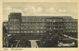 STADE, Krankenhaus (1940s) AK - Stade