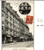 Perforé France Type Semeuse Camée N° 135 Perf Ref Ancoper SG 101 ( 94 Perf Connues Pour Ce Timbre) - Perforadas