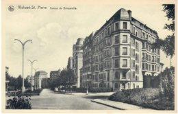 Woluwe-Saint-Pierre Avenue De Broqueville - St-Pieters-Woluwe - Woluwe-St-Pierre