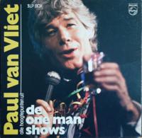* 3LP Box *  PAUL VAN VLIET: ALLE HOOGTEPUNTEN UIT DE ONE MAN SHOWS - Humour, Cabaret