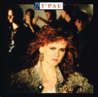 * LP *  T ' PAU - BRIDGE OF SPIES (Europe 1987 EX-) - 45 Toeren - Maxi-Single