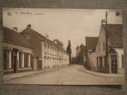 Cpa St. Gillis-Waas Saint-Gilles-Waes (Saint Nicolas) - Blokstraat - Sint-Gillis-Waas