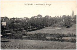 32 BELMONT - Panorama Du Village - France