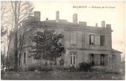 32 BELMONT - Château De La Lauze - France