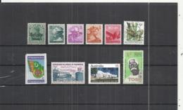 TEN AT A TIME - LOT OF 10 RANDOM MINT 22 - MNH MINT NEUF NUEVO - Sammlungen (im Alben)