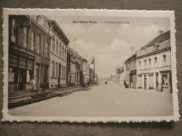 Cpa St. Gillis-Waas Saint-Gilles-Waes (Saint Nicolas) - Kronenhoekstraat - Sint-Gillis-Waas