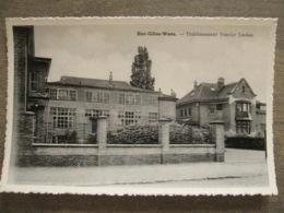 Cpa St. Gillis-Waas Saint-Gilles-Waes (Saint Nicolas) - Etablissement Vander Linden - Sint-Gillis-Waas