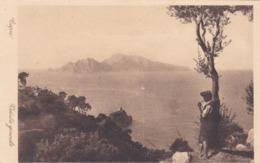 CARTOLINA - NAPOLI - CAPRI - VEDUTA GENERALE - Napoli
