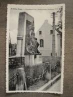 Cpa St. Gillis-Waas Saint-Gilles-Waes (Saint Nicolas) - Standbeeld Der Gesneuvelde Soldaten 1914-1918 - Sint-Gillis-Waas
