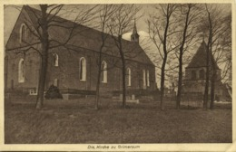 GRIMERSUM, Evangelisch-Reformierte Grimersumer Kirche (1920s) AK - Germany