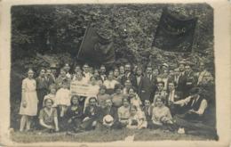 92 - Hauts De Seine - GARCHES - 921401 - Carte Photo Fête Huma 3 Juillet 1921 - Garches