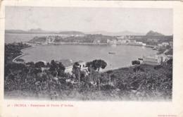 CARTOLINA - NAPOLI - ISCHIA - PANORAMA DI PORTO D' ISCHIA - Napoli (Napels)