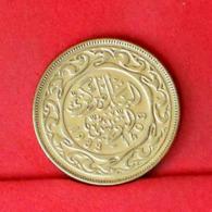 TUNISIA 20 MILLIM 1983 -    KM# 307 - (Nº31712) - Tunesië