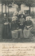 Groet Uit Noord Braband  Edit Loretz  Train Station Womens  Used From Esch 1904 - Unclassified