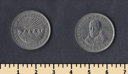 Nicaragua 25 Centavos 1964 - Nicaragua