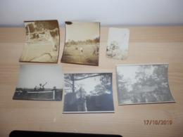 Lot De Photographies Originales, Vie Quotidienne Des Soldats   . Guerre De 1914-1918 - 1914-18