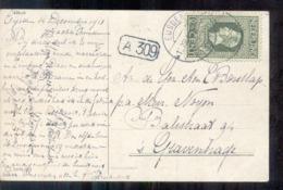 Eijsden - Langebalk - 1913 - Postal History