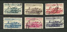 Liban Poste Aérienne N° 66 à 71 Cote 7.50 Euros - Lebanon
