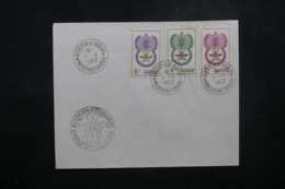 CAMBODGE - Enveloppe FDC En 1962 - Paludisme - L 44234 - Cambodge