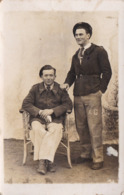 CARTE PHOTO PRISONNIERS DE GUERRE - War 1939-45
