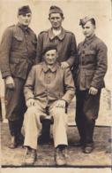 CARTE PHOTO PRISONNIERS DE GUERRE - Guerre 1939-45