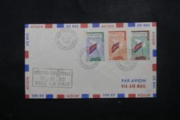 CAMBODGE - Enveloppe FDC En 1960 - La Paix - L 44237 - Cambodge