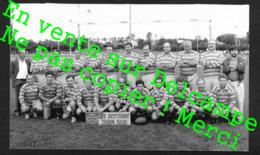 Equipe De Rugby Les Occitans Tarn Sud / Albi Ou Autres Villes / Tarn / Photo Véritable à étudier / 11X18cm Env (No CP) - Albi