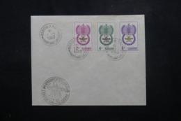 CAMBODGE - Enveloppe FDC En 1962 - Paludisme - L 44242 - Cambodge
