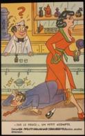 Illustration Illustrateur Illustrator Café Bar Débit De Boisson ; Coffee ; Pin-up - Illustrateurs & Photographes