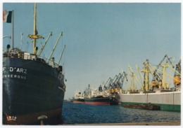 59 DUNKERQUE - 991 - Edts Lumicap - Le Port, Cargos à Quai (prix En Baisse) - Dunkerque