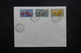 CAMBODGE - Enveloppe FDC En 1962 - Fruits - L 44244 - Cambodge