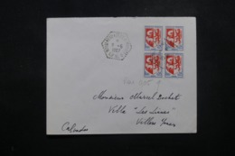 FRANCE - Blason D'Auch Sur Enveloppe En 1967 Pour Villers / Mer , Oblitération Recette Auxiliaire De Montereau - L 44246 - 1961-....