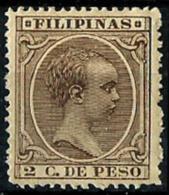 Filipinas Nº 110 En Nuevo - Filipinas