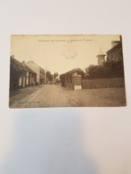 A 1914 - Machelen Lez Vilvorde Entrée Du Village - Vilvoorde