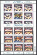 Yugoslavia 1994, Europa (Discoveries, History Of Aviation) (MNH, **) - Europa-CEPT
