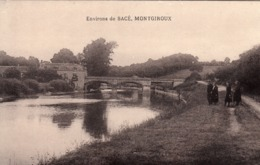 Thematiques 53 Mayenne Environs De Sacé Montgiroux - France