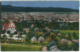 Mülhausen Im Elsass (Mulhouse) - Gesamtansicht - Verlag Emil Hartmann Strassburg - Mulhouse