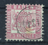 "Baden 18 Gest. ""134"" Brennet - Baden"