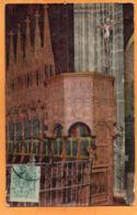 Barcelona Spain 1914 Postcard Mailed - Barcelona